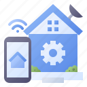 home, automation, setting, smart, house