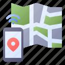 navigation, map, smart, gps, device