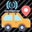 car, autonomous, self, driving, gps, navigation