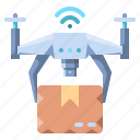 drone, delivery, service, technology, product