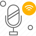 internet, wifi, mic, things
