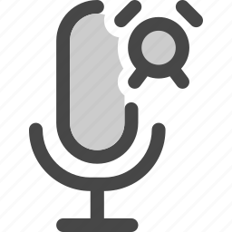 alarm, audio, microphone, podcast, signal, timer icon
