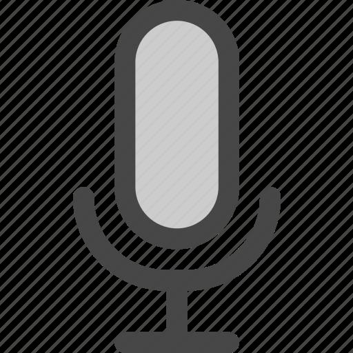 audio, internet, microphone, podcast, radio icon