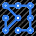 dots, internet, keypad, login, password, pattern, security icon