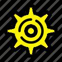 gear, internet, setting icon