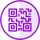 code, qr code, scan, security