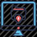 data, folder, protection, server
