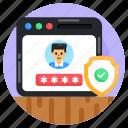 safe profile, secure profile, secure account, profile protection, web profile security