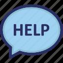 help, helpline, hotline, online, support icon