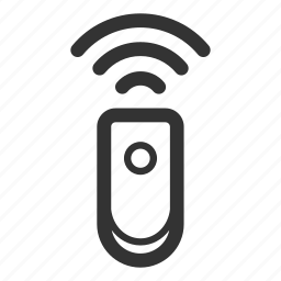 adapter, device, internet, online, signal, wifi icon