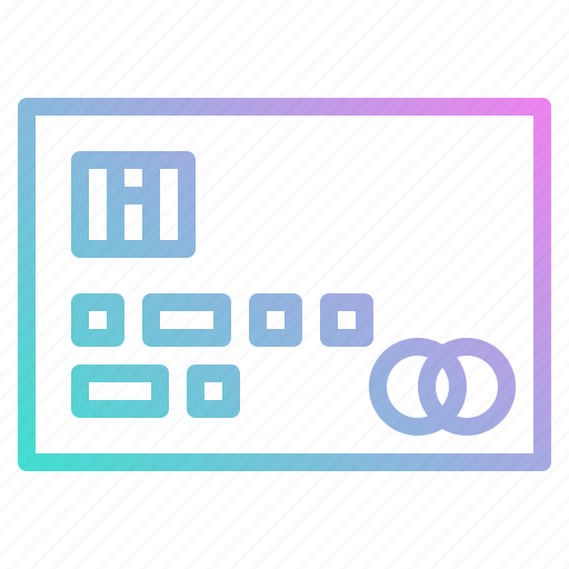 business, card, credit, pay, payment icon
