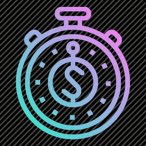 seo, stopwatch, time, timer, wait icon
