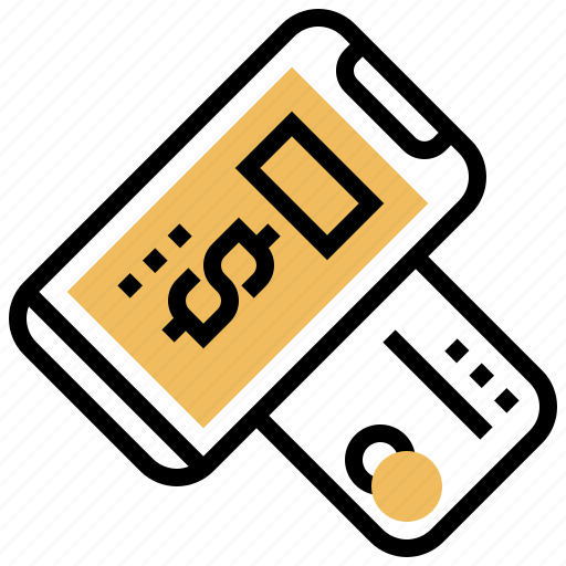 card, credit, internet, mobile, payment icon