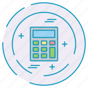 business, calculator, finance, investment icon