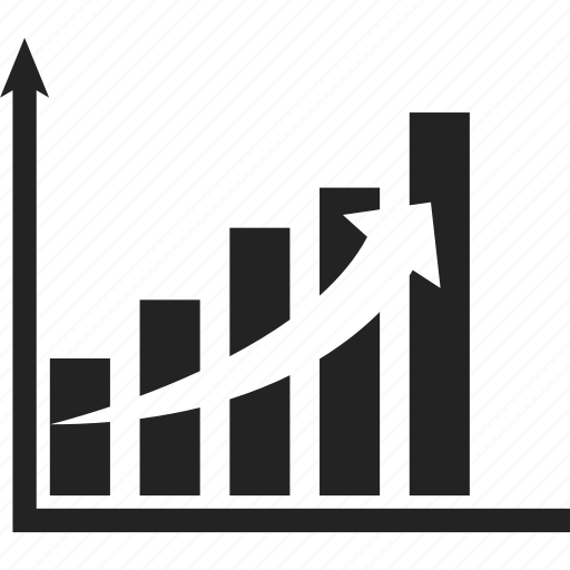 chart, data, graph, presentation icon