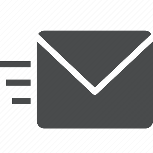 email, letter, mail, message, send, sending icon