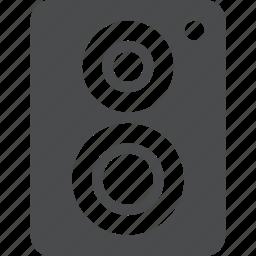 base, jam, listen, loud, music, party, speaker icon