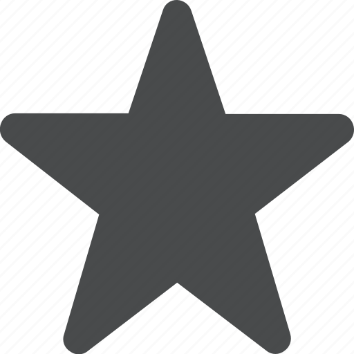 award, favorite, rate, rating, save, star icon