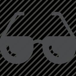 cool, eyeglasses, glasses, shades, summer, sun, sunglasses icon