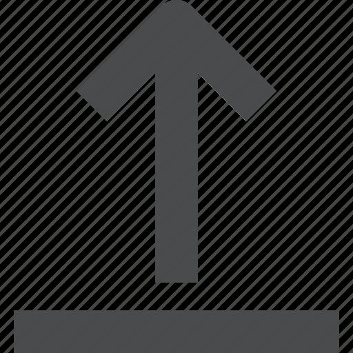 import, upload icon