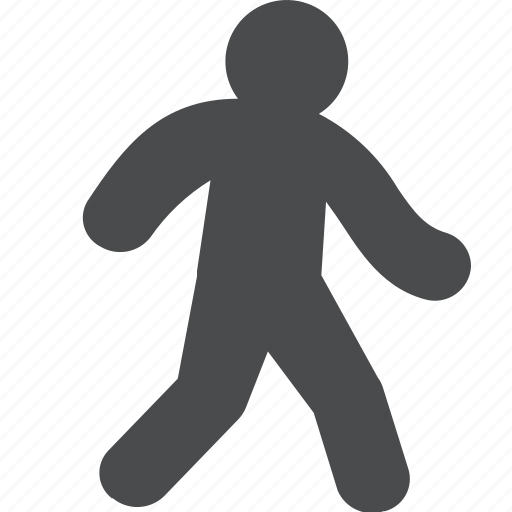 activity, cardio, person, walking icon