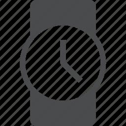 smartwatch, time, timepiece, watch icon