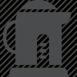 appliance, heat, kettle, water icon
