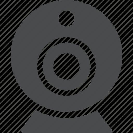 camera, chat, computer, live, stream, video, webcam icon