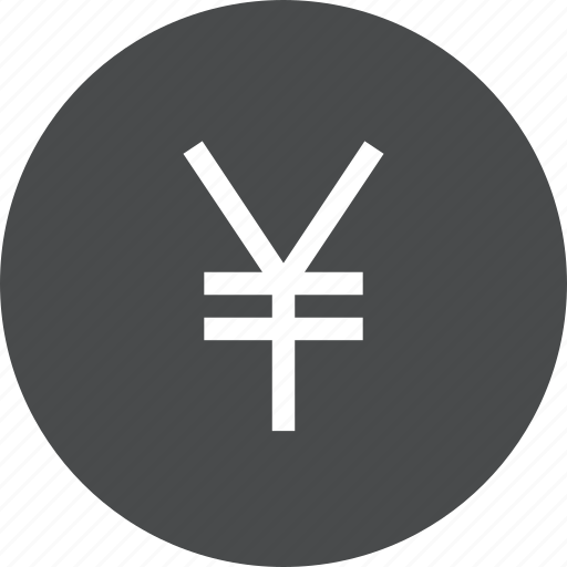 coin, currency, exchange, japanese, money, yen icon