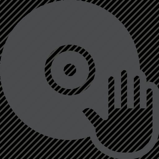 dj, mixer, mixtape, music, record, turbtable icon