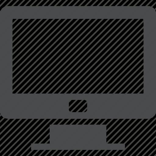 computer, desktop, imac, monitor, pc, techo icon