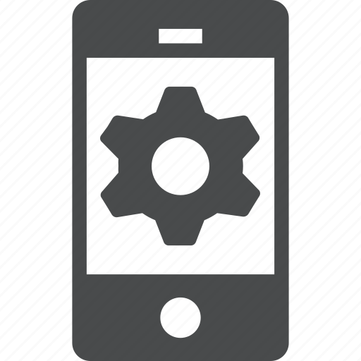 device, phone, preferences, settings, smartphone icon