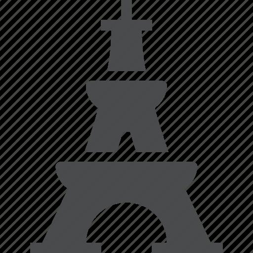 Eiffel, tower, landmark, paris icon - Download on Iconfinder