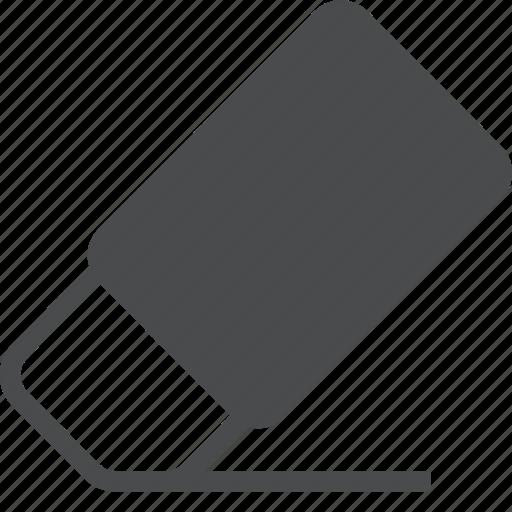 clear, erase, eraser, remove icon