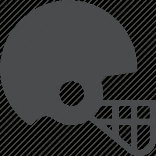 american, football, helmet, match, sport icon