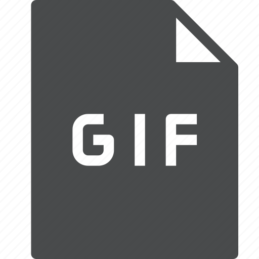 animated, file, gif icon