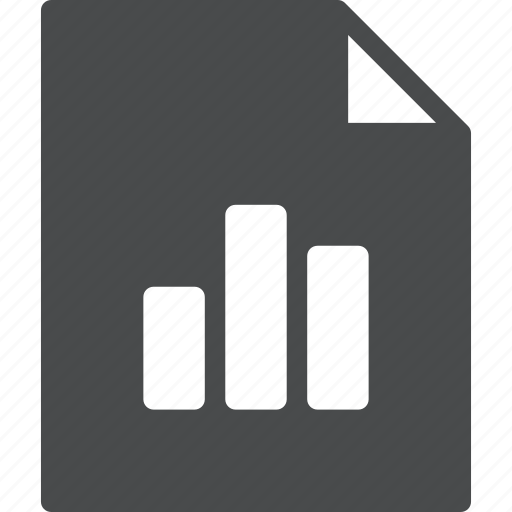 analytics, document, file, graph, report, statistics, stats icon