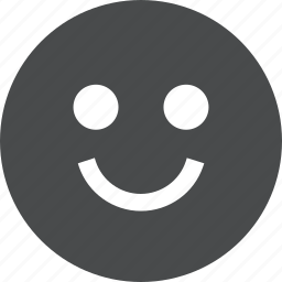 approve, emoji, emotion, face, good job, happy, smile icon