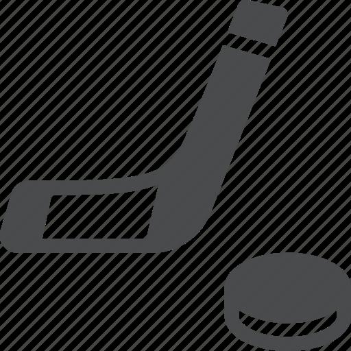 equipment, hockey, sports icon