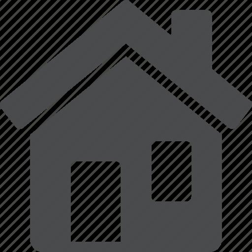 home, house, property, real estate, villa icon
