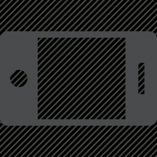 device, landscape, mobile, phone icon