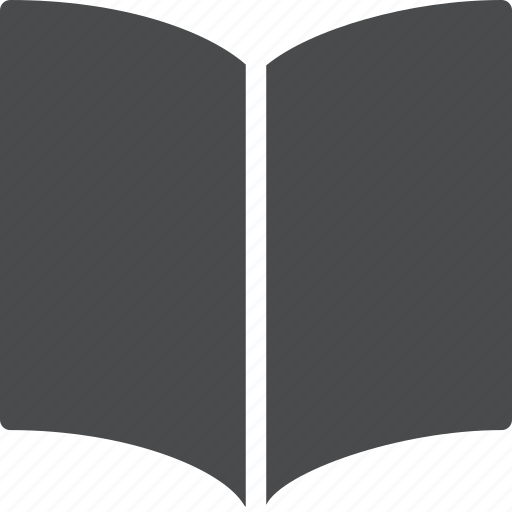 book, knowledge, learning, open, read, study icon
