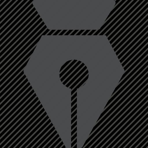 create, design, edit, graphic, illustration, pen, tool icon