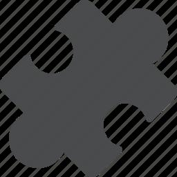 piece, plugin, puzzle icon