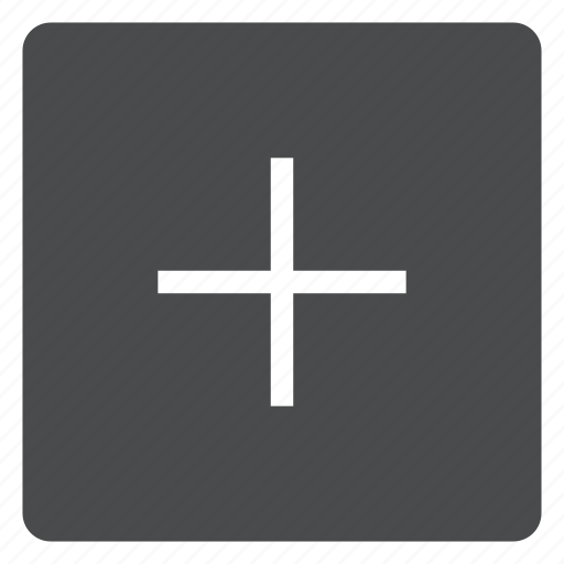 add, new, plus, square icon