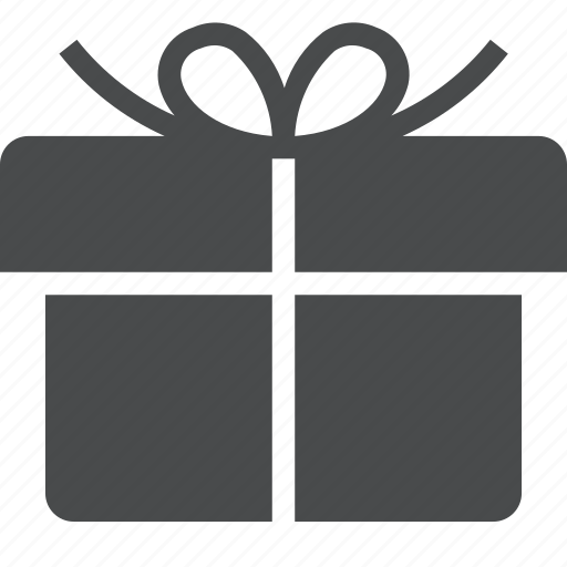 gift, package, present icon
