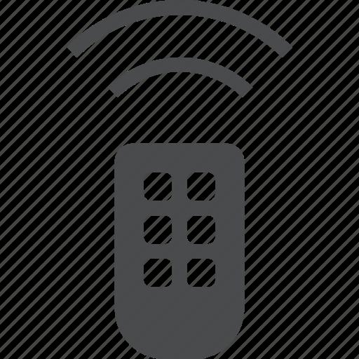 control, controls, remote icon