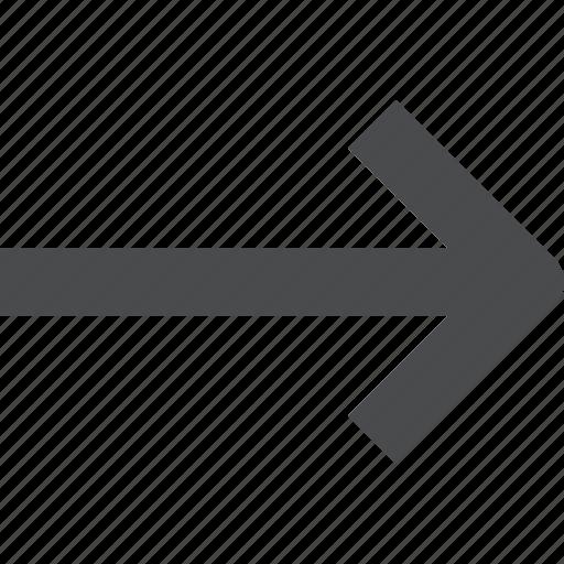 next, right icon