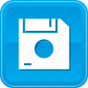 data, disk, floppy, guardar, save, storage icon