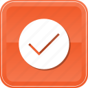 accept, check, ok, success, tick, yes icon